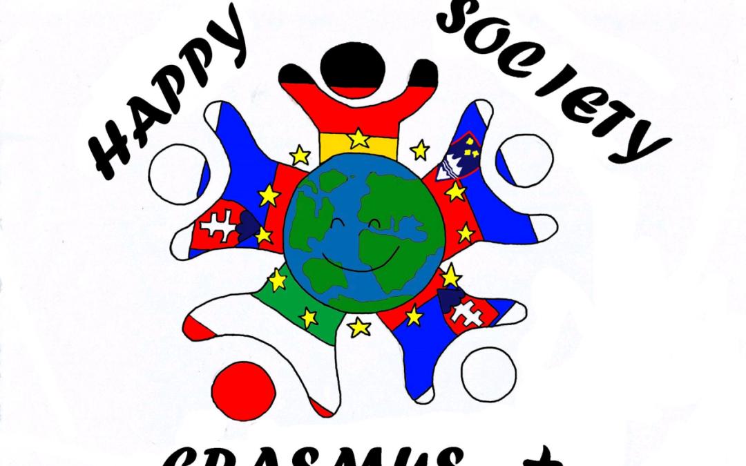 1. timsko srečanje v okviru projekta Happy society na OŠ Trnovo