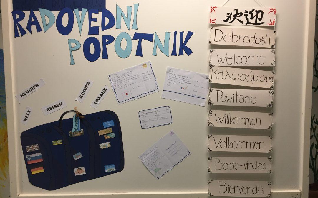 Evropski dan jezikov utrinki